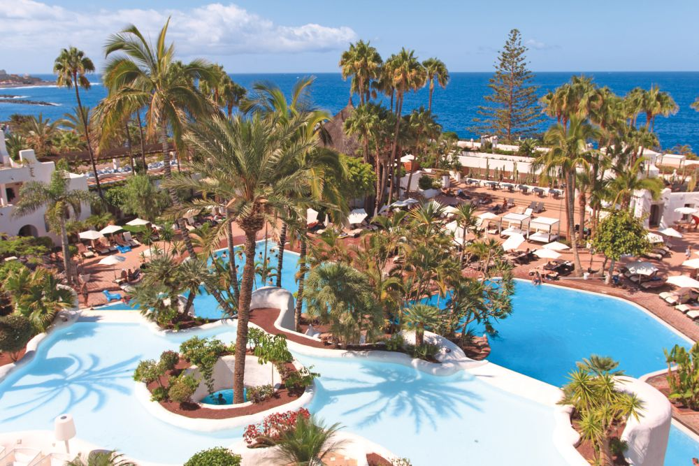 Tenerife promotions for Le jardin tropical tenerife