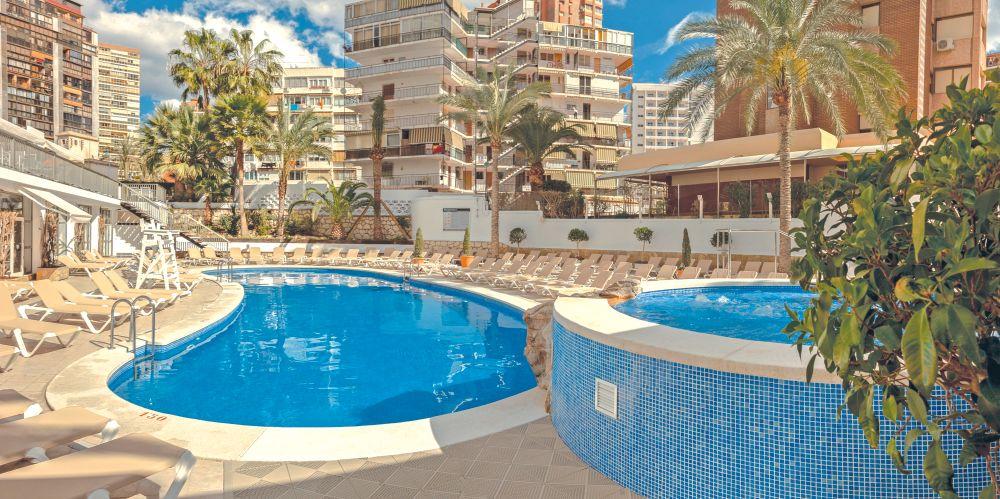 Hotel Rh Princesa Benidorm Espagne